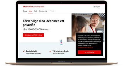 Santander Bank Privatlån