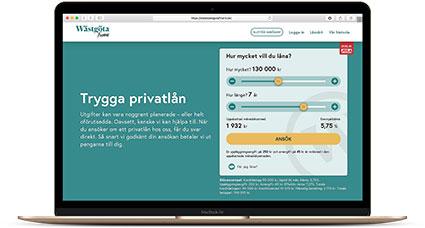Wästgöta Finans privatlån